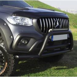 Fiat Fullback Ön Koruma Siyah 2015+ AQM-PST15