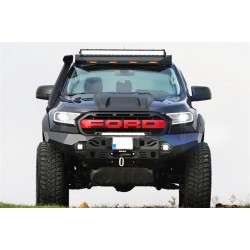 Ford Ranger 2015+ Sonrası Ön Demir Tampon AQM
