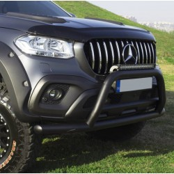 Ford Ranger Ön Koruma Siyah 2012+ AQM-PST15