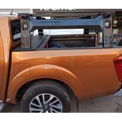 Ford Ranger Çadır Taşıyıcı Roll Bar AQM