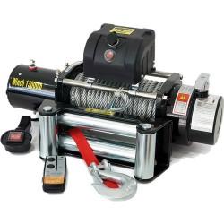 Power Winch 13000 lb Çelik Halatlı Off-Road 4x4 Elektrikli Vinç